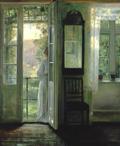 By Carl Vilhelm Holsøe Public Domain, https://commons.wikimedia.org