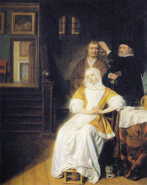By Samuel Dirksz van Hoogstraten - Scan of Christian Stukenbrok und Barbara Töpper: Public Domain, https://commons.wikimedia.org