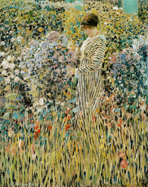 By Frederick Carl Frieseke -Public Domain, https://commons.wikimedia.org