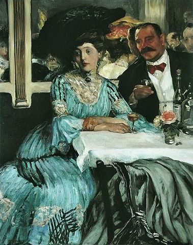 By William Glackens -Public Domain, https://commons.wikimedia.org