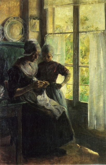 By Elizabeth Nourse - Public Domain, https://commons.wikimedia.org