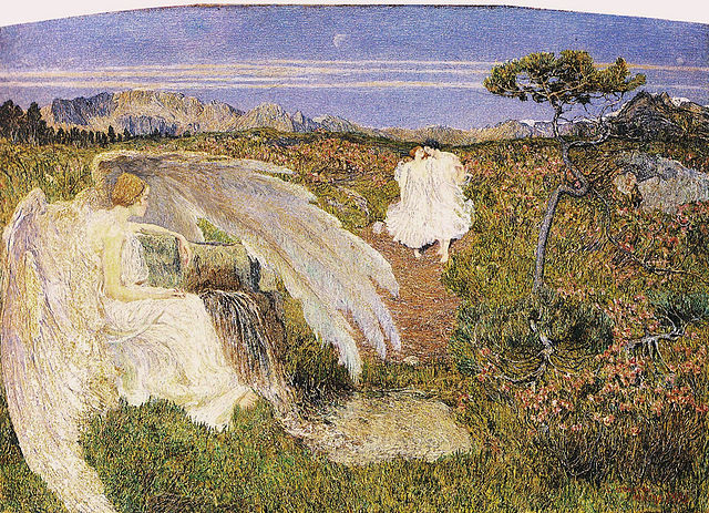 Giovanni Segantini -  Public Domain, https://commons.wikimedia.org