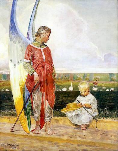Jacek Malczewski - Public Domain, https://commons.wikimedia.org