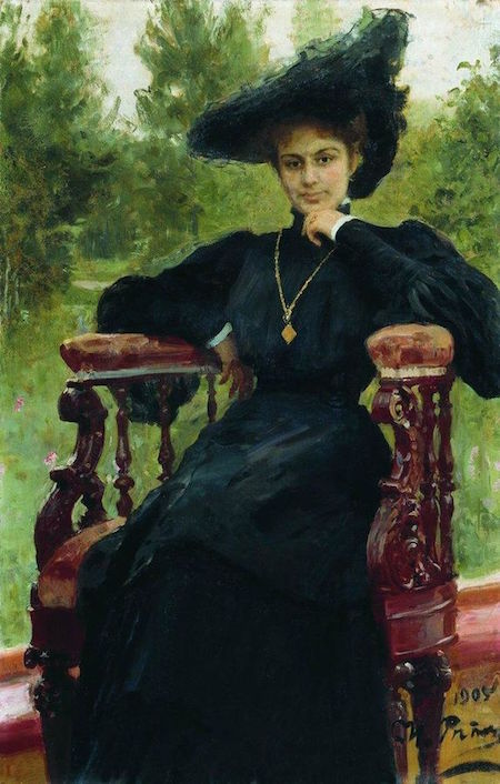 Ilya Repin - Public Domain, https://commons.wikimedia.org