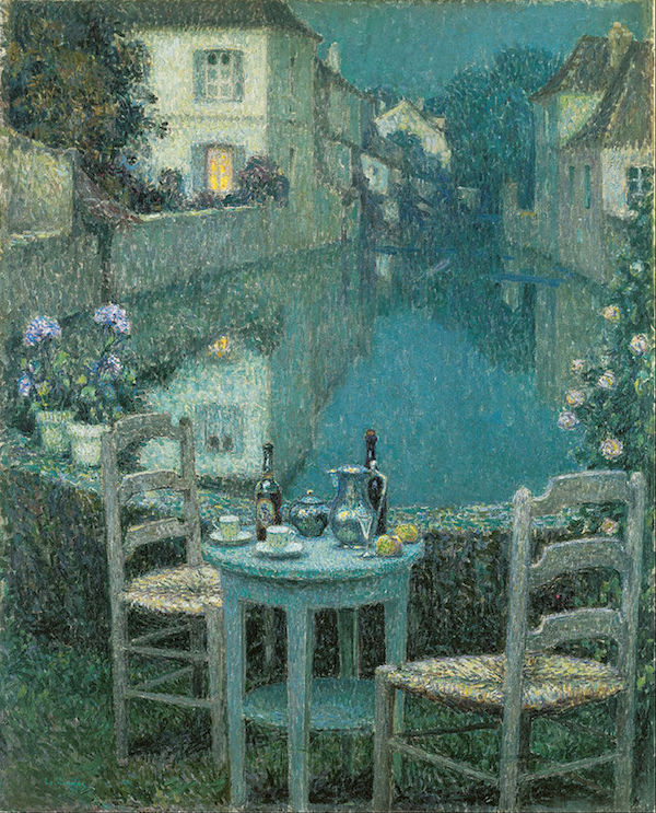Henri Le Sidaner - Public Domain, https://commons.wikimedia.org