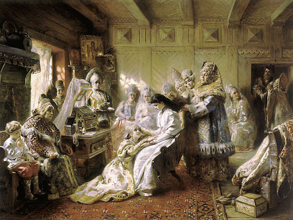 Konstantin Makovsky - Серпуховский художественно-исторический музей, Public Domain, https://commons.wikimedia.org
