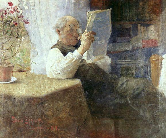 Bruno Liljefors - Public Domain, https://commons.wikimedia.org