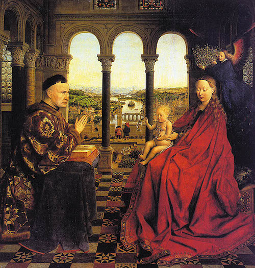 Jan van Eyck (circa 1390–1441) -Public Domain, https://commons.wikimedia.org