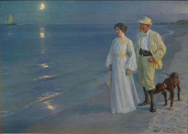 Peder Severin Krøyer - Den Hirschsprungske Samling, Public Domain, https://commons.wikimedia.org
