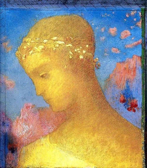 Odilon Redon, 1885 -  Public Domain, https://commons.wikimedia.org
