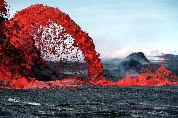 February 22nd, 2017: Lava