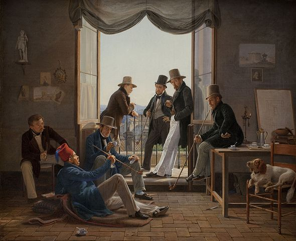 Constantin Hansen - Statens Museum for Kunst and kulturarv.dk, CC0, https://commons.wikimedia.org
