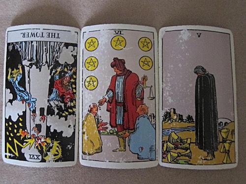 Tarot Cards for Taurus Season