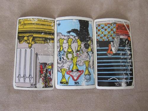 Tarot Cards For The Scorpio Full Moon