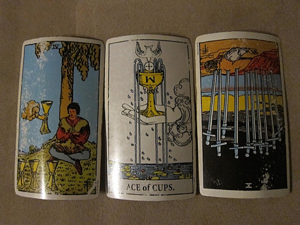 Tarot Cards for the December 18th Sagittarius New Moon