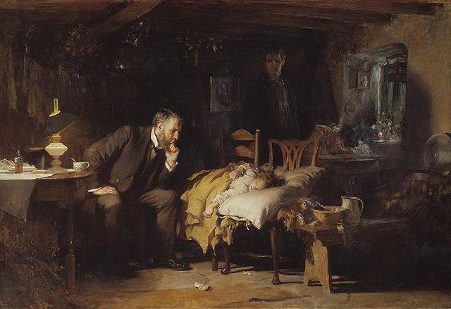 Luke Fildes
