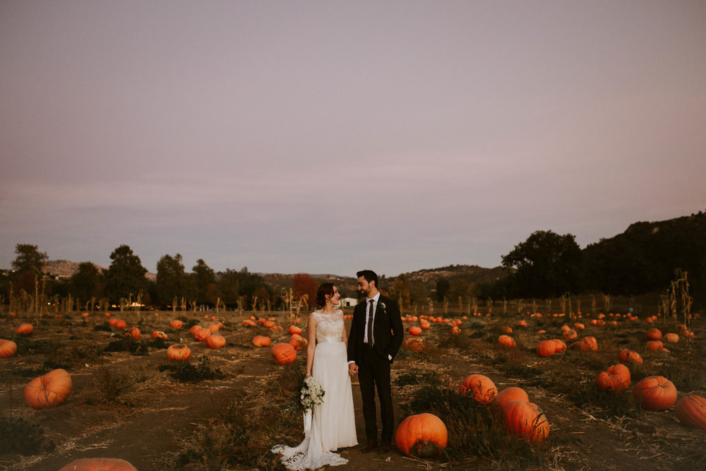 Vintage Farm Wedding in CA // Tavis + McKayla