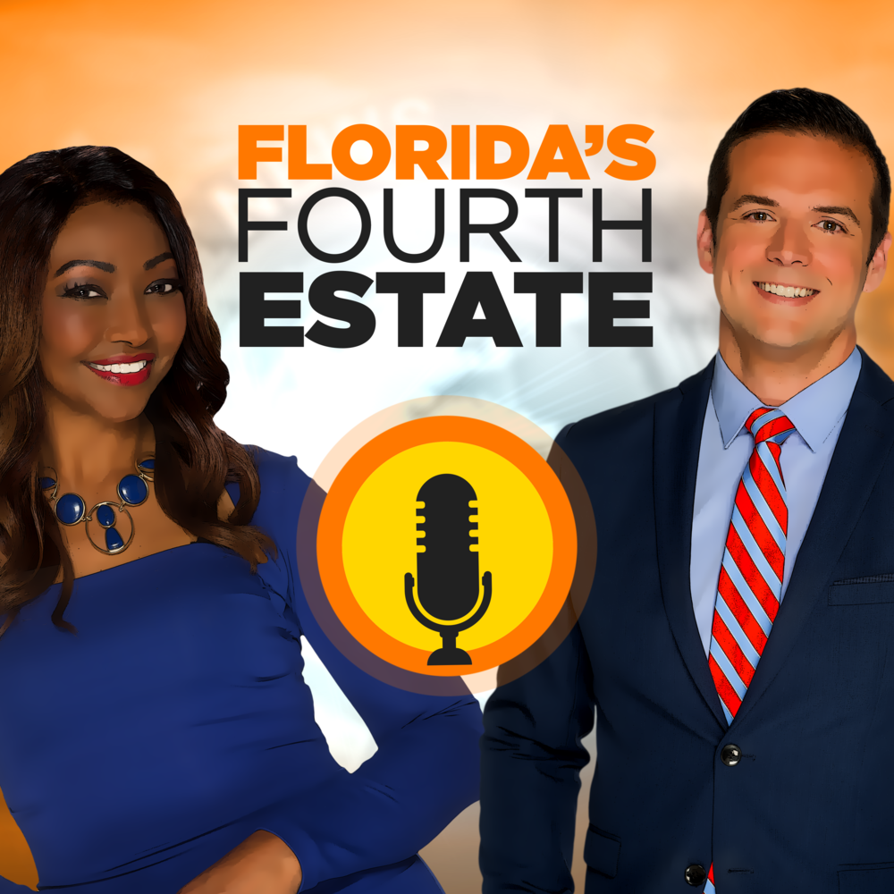 Florida's Fourth Estate looks at everything from swampy politics to a fragile environment and even the crazy headlines that make Florida the craziest state in the Union. Ginger Gadsden and Matt Austin use decades of experience as journalists to dissect the headlines that impact Florida. Each week they have a guest host who helps give an irreverent look at the issues impacting the Sunshine State. Big influencers like Attorney John Morgan, renowned Florida journalists and the scientists protecting Florida's ecosystem can often be found as guests.