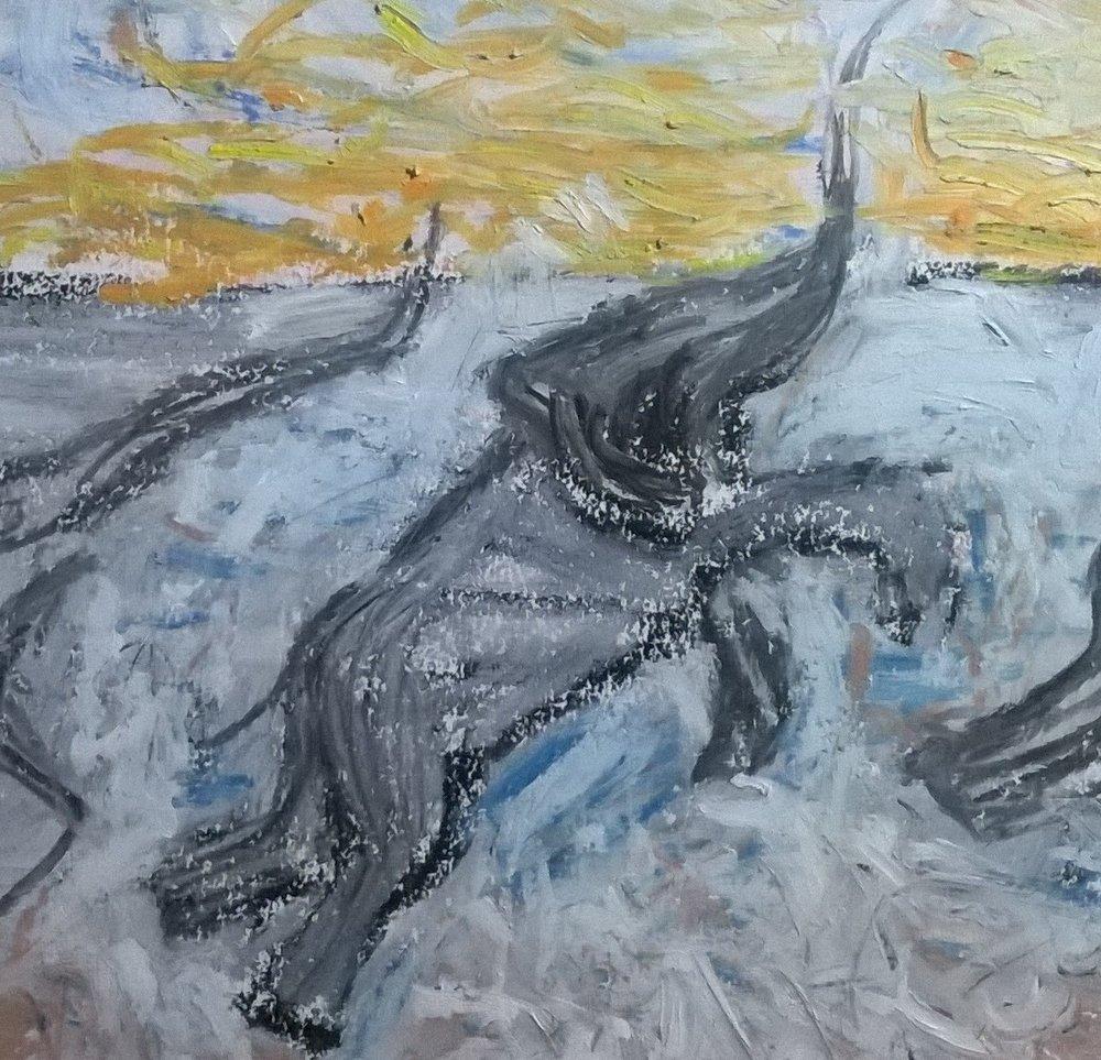 Gemälde von. Fivos