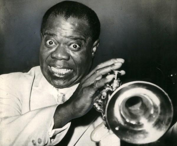 Resultado de imagen para Louis Armstrong