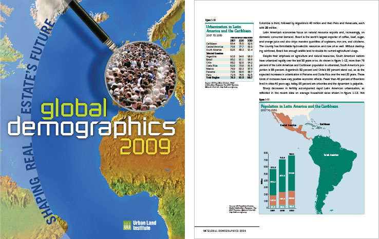 Annual Report Portfolio: Annual Research Report: Urban Land Institute