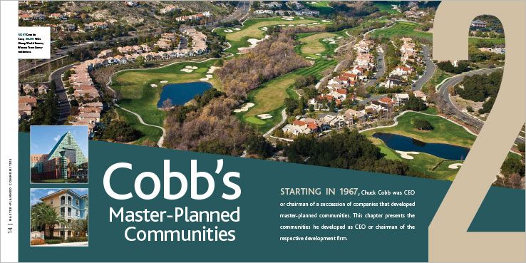 Book Design Portfolio: Urban design book: Master-Planned Communities.