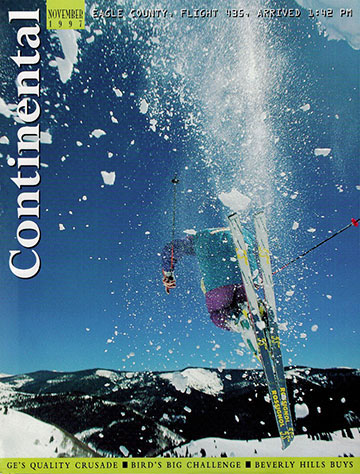 Continental was our first venture into Custom Publishing, er Content Marketing