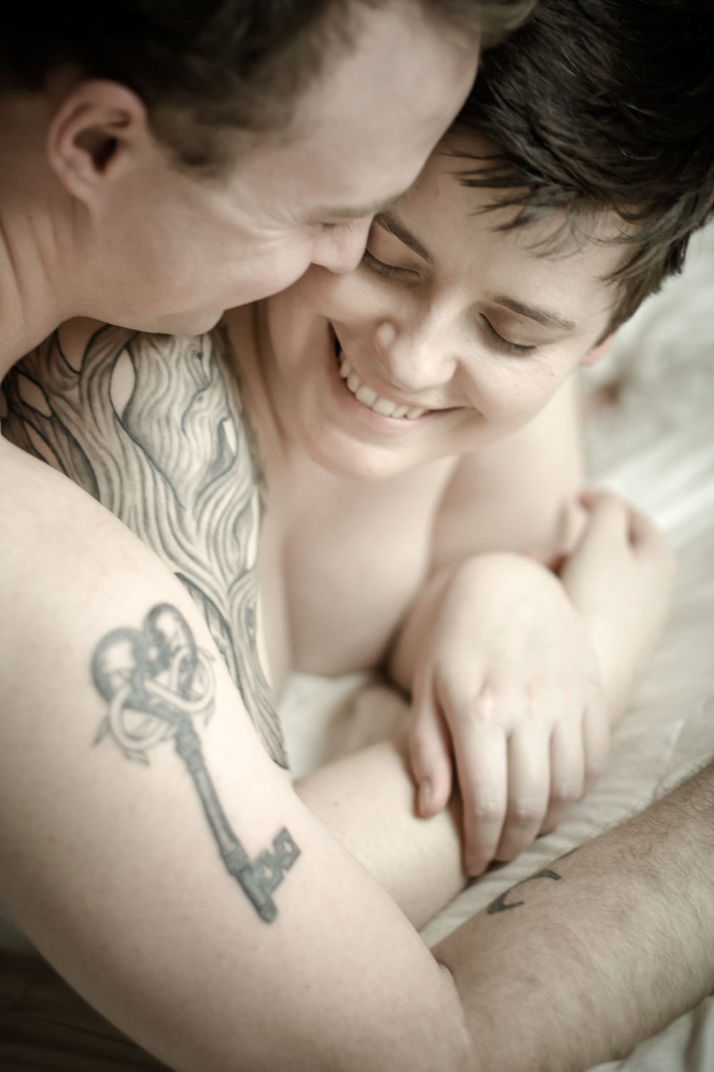 Ink | Main Line Philadelphia Couples Boudoir Photographer