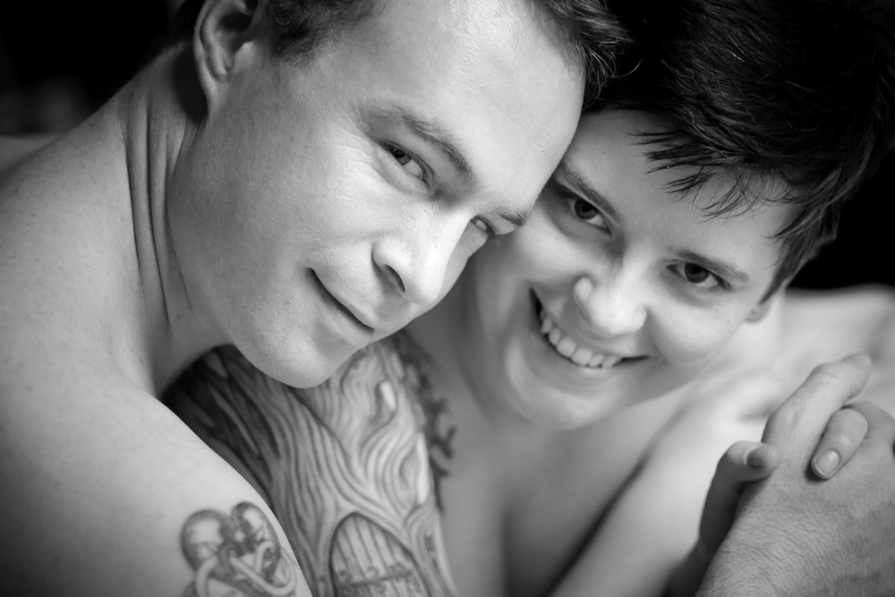 Look at Me | Main Line Philadelphia Couples Boudoir Photographer