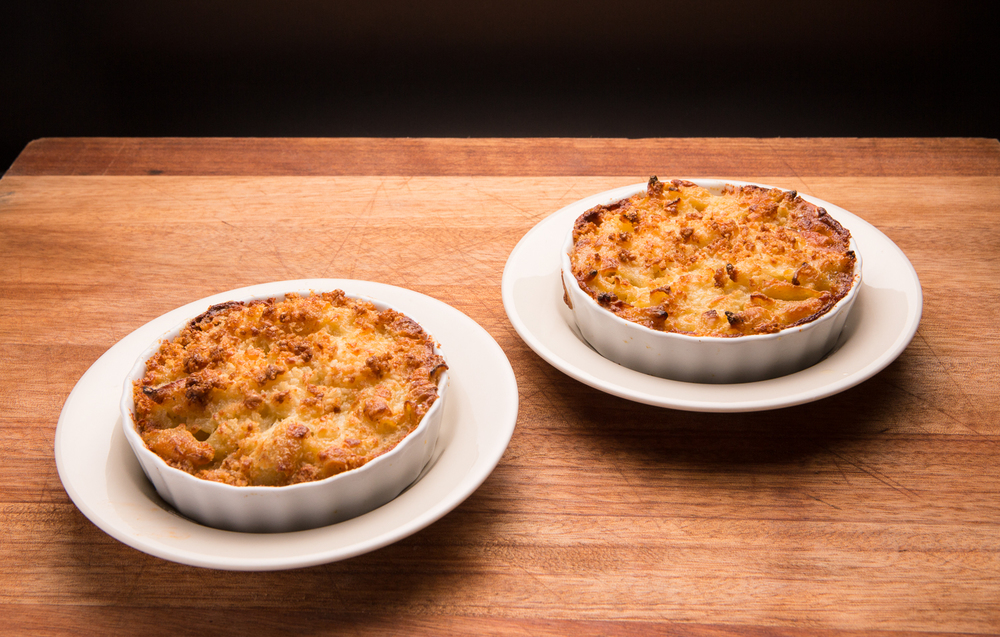 Baked Mac and Cheese | Main Line Philadelphia Food Photographer
