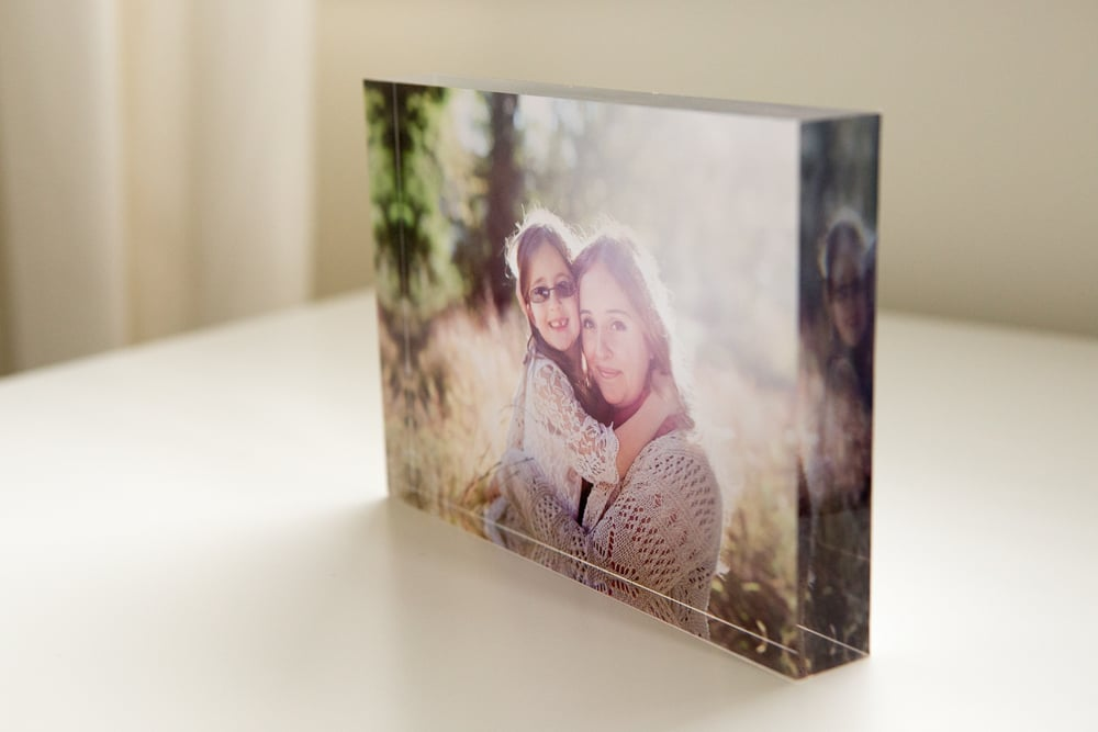 Full Service Photography. And introducing Acrylic Block Desk Art ...