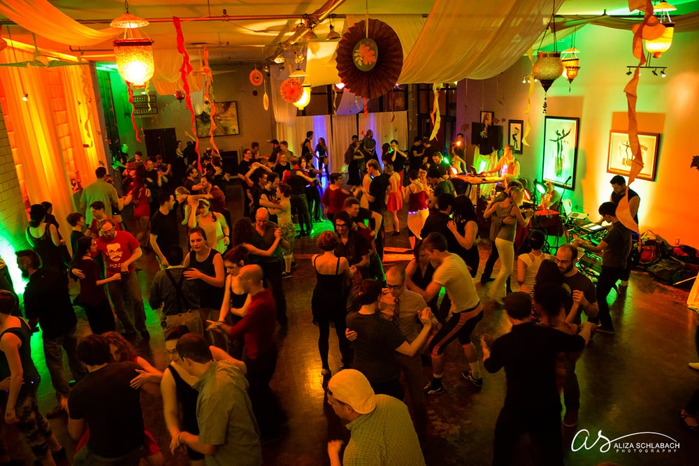 Photo of DJX Fusion Dance Event in Philadelphia