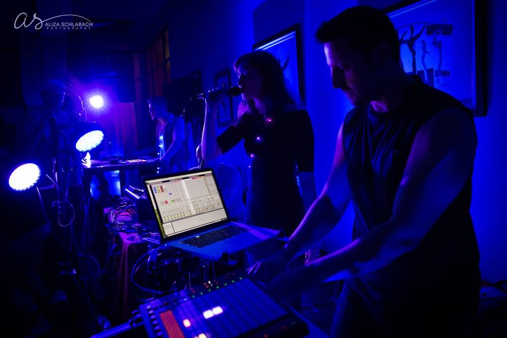 Photo of DJX Fusion Dance Event in Philadelphia: Musicians