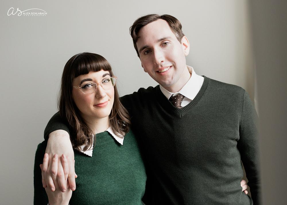 photo | engagement portrait