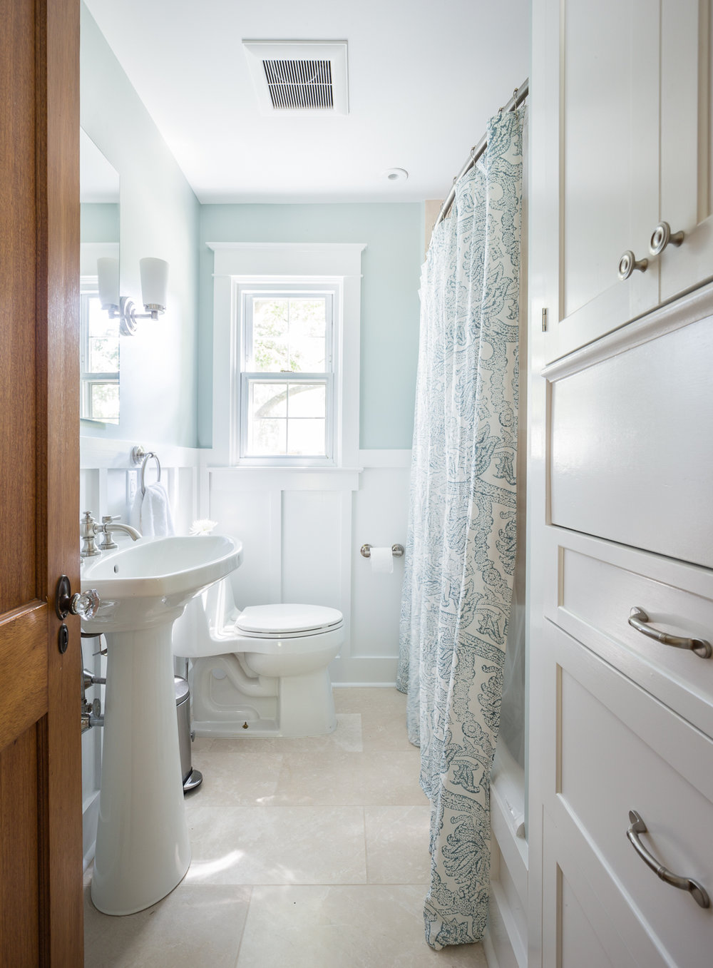 Bathroom Remodel | Larina Kase Interior Design | Architectural Photography by Aliza Schlabach