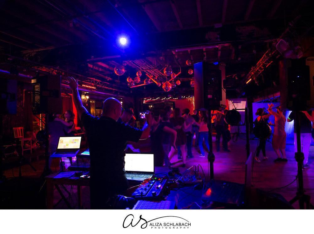 Photo of DJX dance with amazing lighting by J Mundinger