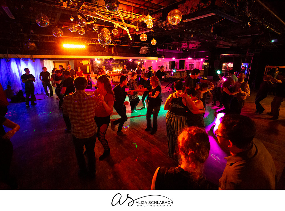 Event photography by Aliza Schlabach Photography! DJX, great lighting.