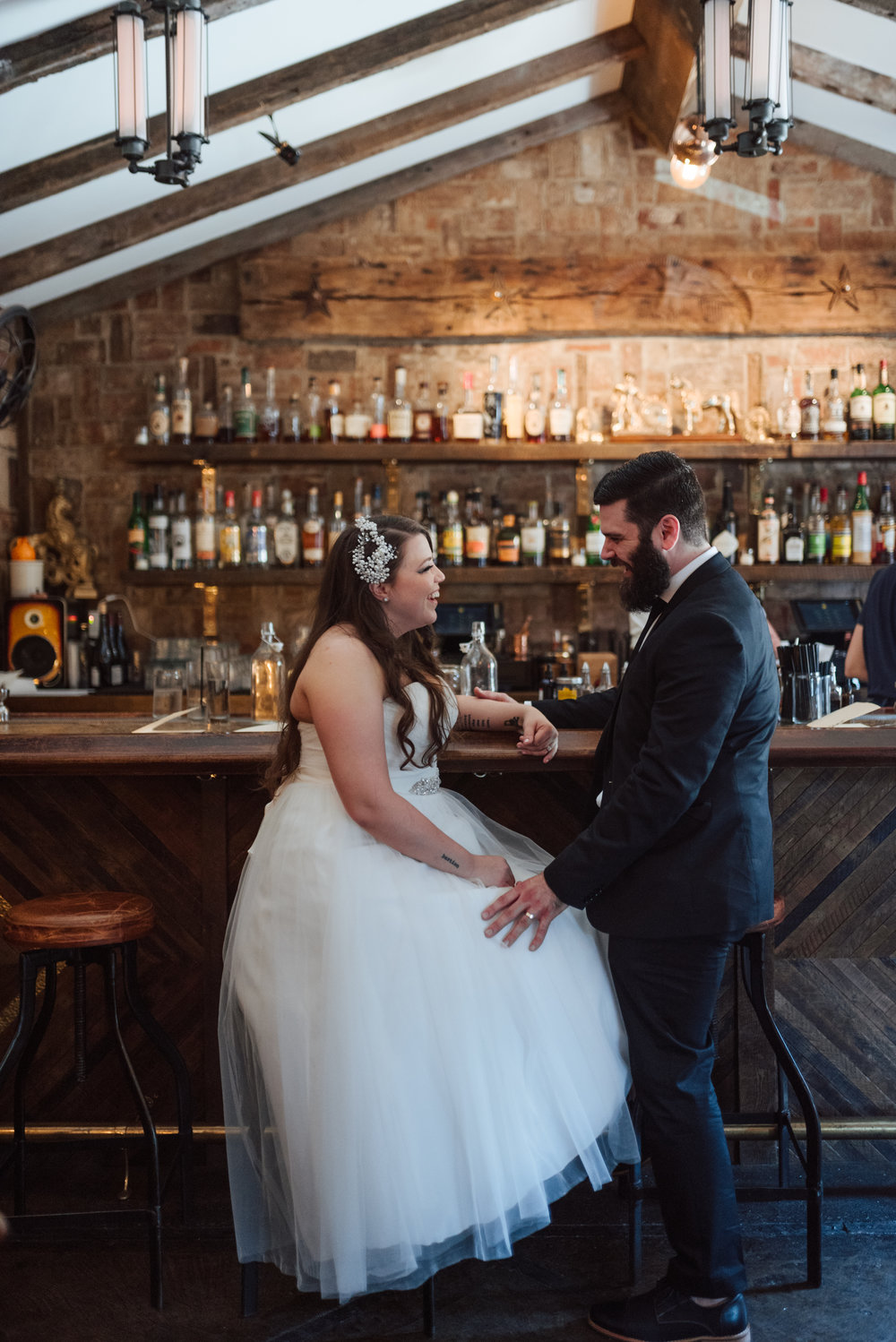 Nashville Wedding at Lockeland Table / Urban Cowboy