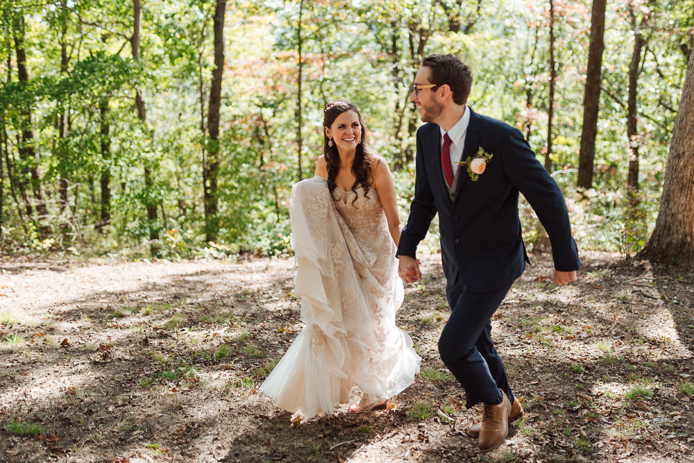 Middle Tennessee Backyard Wedding