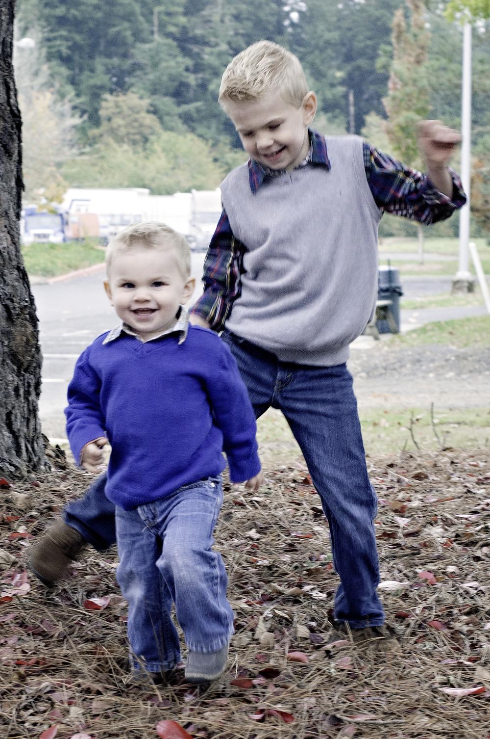 Anderson Family-chasing hudson.jpg