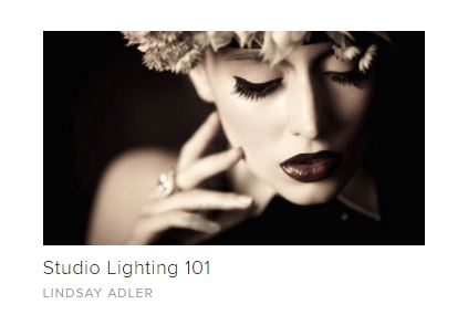 Join me in this Studio Lighting Class,  click here or on image to be sent to Creative Live's website .
