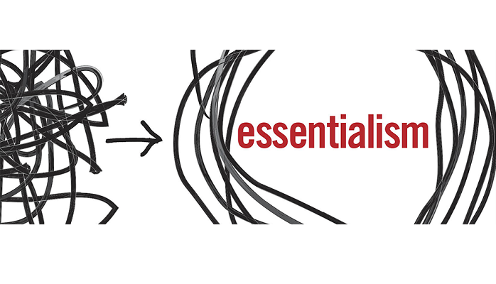 Best Quotes from Essentialism book