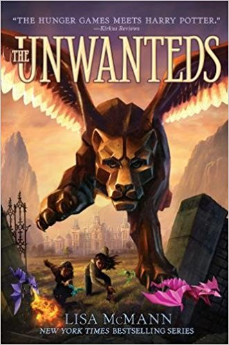 The Unwanted series for reluctant readers