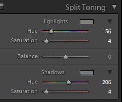 Split Tone in Lightroom for Better Skin Touch up Tips