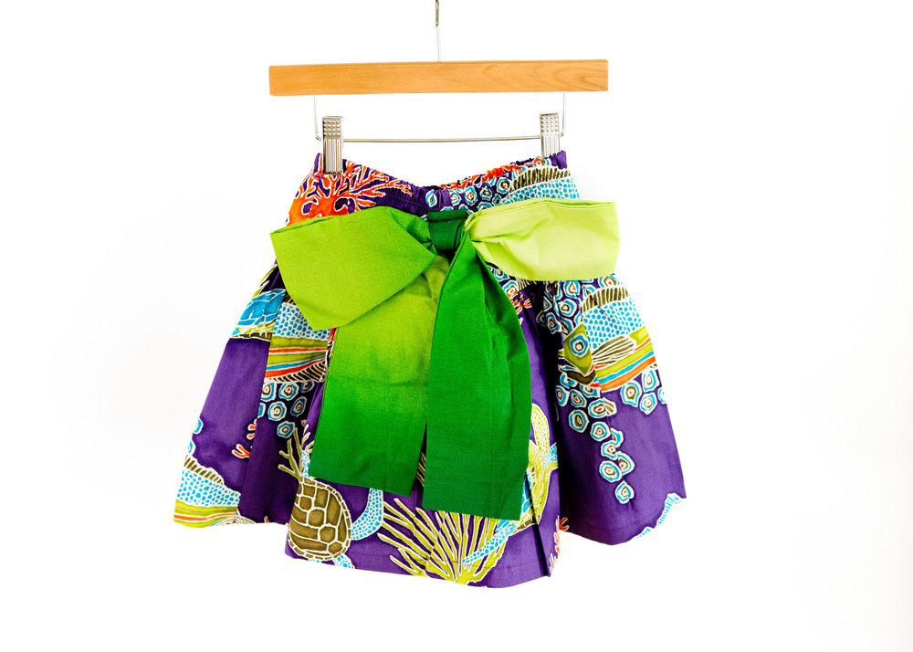 Coradorables Under The Sea Bow Skirt
