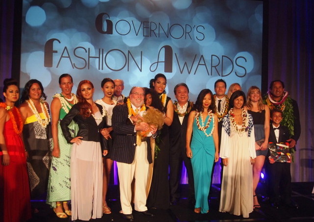- WINNER of 2013 Hawaii Governor's Fashion Award for Best Emerging Designer