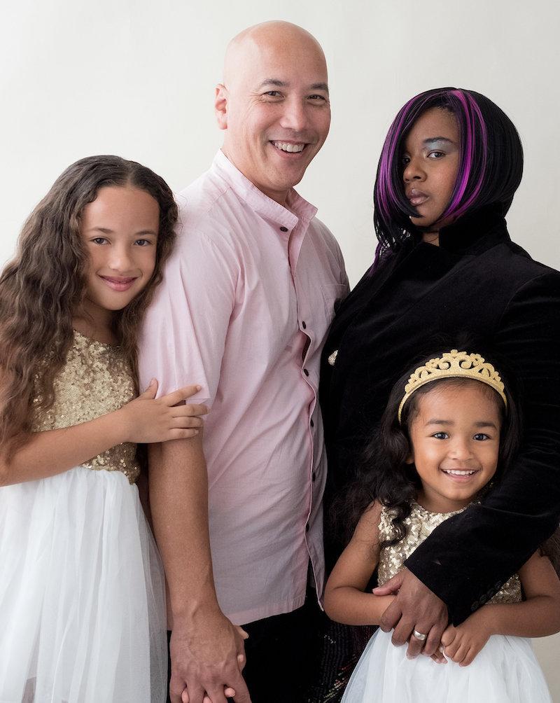 #thosedangchangs Chang Family Portrait