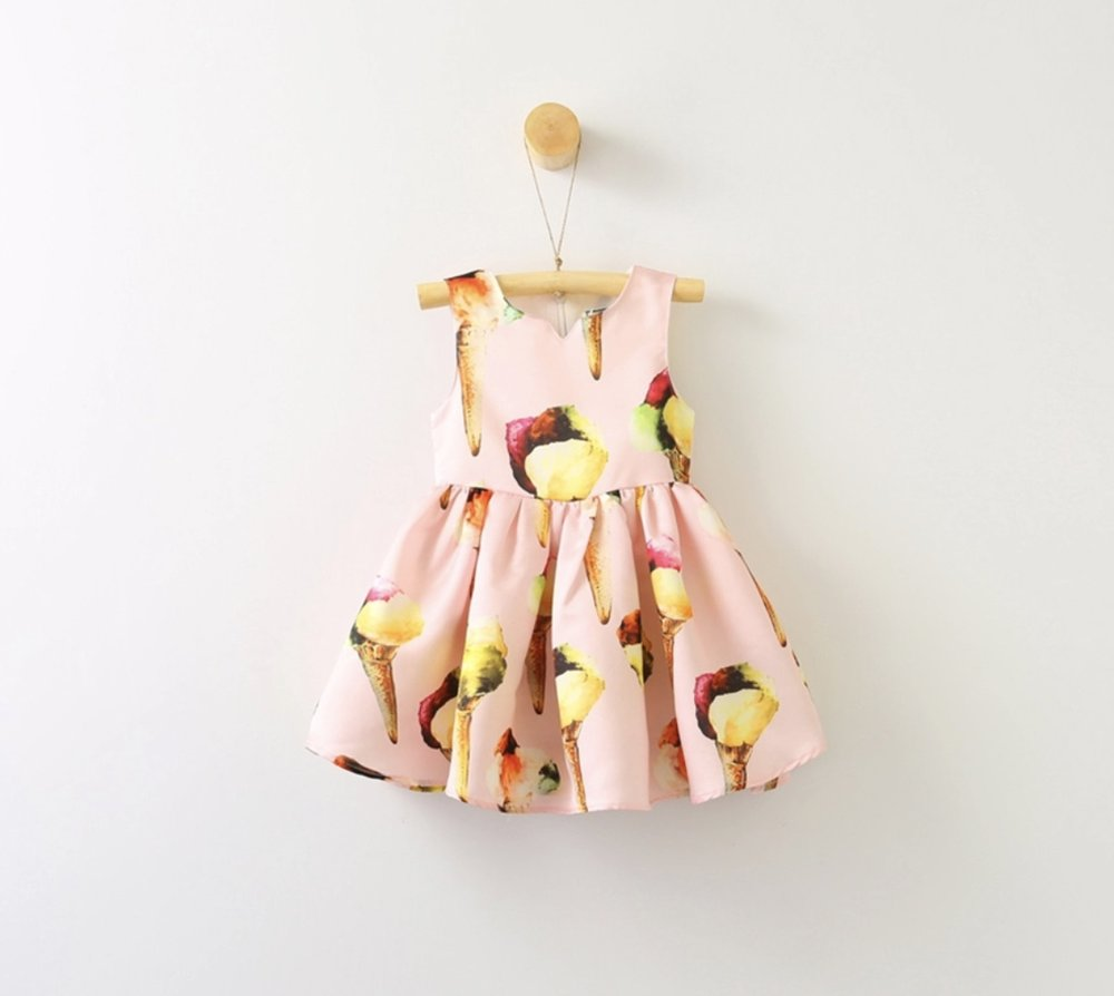 Coradorables Aloha Gelato Dress