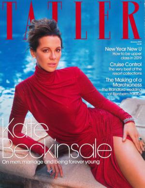 Tatler Jan. 2019 Cover