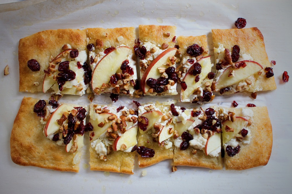 Apple & Goat Cheese Flatbread